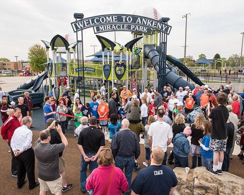 Ankeny Miracle League & Playground